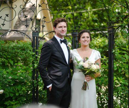 Sarah Matt Wedding Stonehurst Place Atlanta
