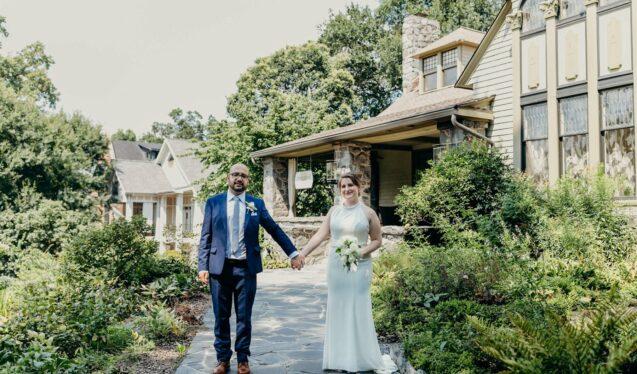 Amy and Brayan wedding