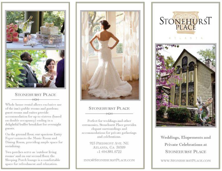Weddings, Stonehurst Place